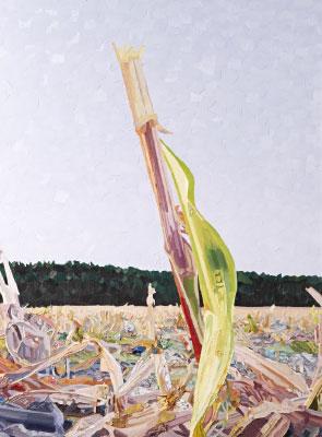 Friederike Hinz Malerei MON-810-Installation Bild 4