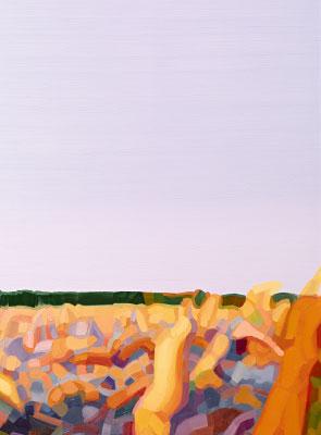 Friederike Hinz Malerei MON-810-Installation Bild 6